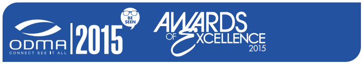 Nominated for ODMA 2015 Award of Excellence